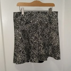Zara Woman flare skirt, 5